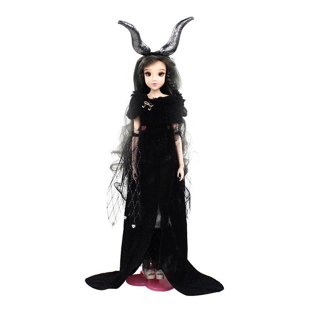 1 1 1 6 BJD Capricornus Fairy Girl cifra Personaggio bambola Pretend Gioca 63d42e