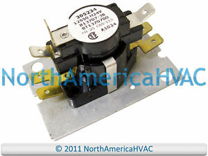on janitrol model 307 wiring diagram