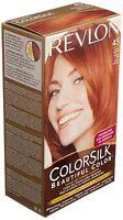 Revlon Colorsilk Haircolor, Bright Auburn (pack Of 6)
