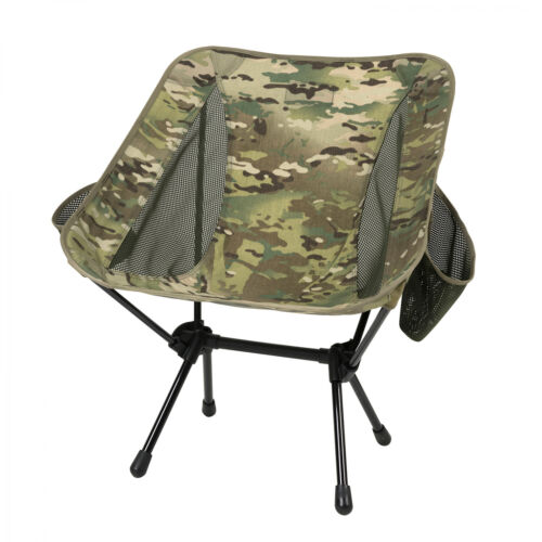 HELIKON-TEX Range Chair Chaise de camping outdoor airsoft Pêcher Chasse-Multicam
