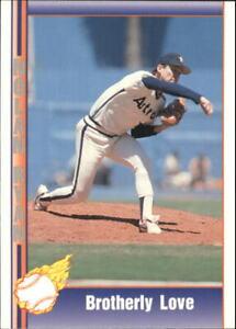 1992 Pacific Ryan Texas Express II #162 Nolan Ryan Brotherly Love - NM-MT