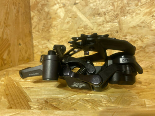 Long Cage Black Shimano Deore XT RD-M8100-SGS 1x12-speed Rear Derailleur