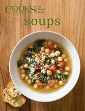 Soups by Cook's Illustrated (2016, Hardcover)