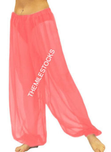25 Color TMS Harem Yoga Pant Belly Dance Gypsy Pantalons Trousers Navy Blue