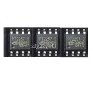 2PCS-PT2257-S-PT2257-Electronic-Volume-Controller-IC-SOP8-NEW