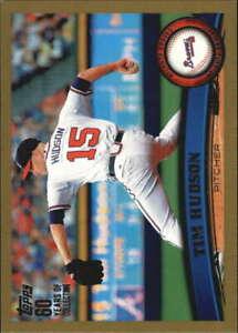 2011-Topps-Gold-77-Tim-Hudson-Braves-NM-MT-2011