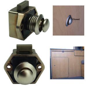 1pcs-Push-Lock-Mini-Moebelschloss-Druckschloesser-Druckknopf-fuer-Boot-amp-Caravan