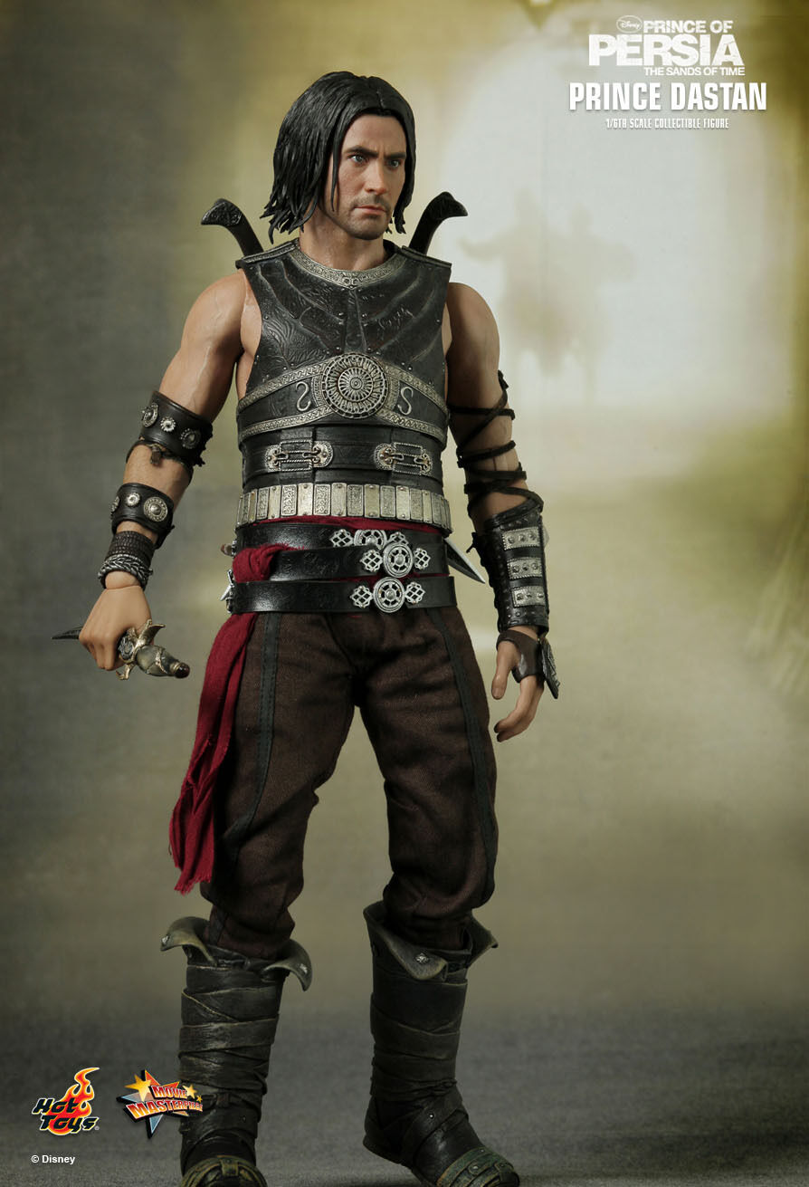 HOT TOYS 1/6 PRINCE OF PERSIA THE SANDS OF TIME MMS127 DASTAN ACTION FIGURE