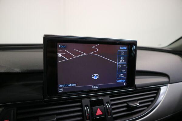 Audi A6 3,0 TDi 218 Avant S-tr. billede 12