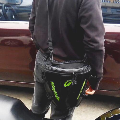 Motorcycle Large Capacity Tank Saddle Bags Storage Luggage Back Seat Motorcross