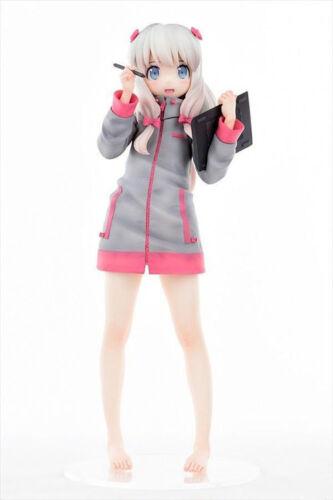 Anime Eromanga Sensei Izumi Sagiri PVC Figure 14cm tall Statue Toy No Box