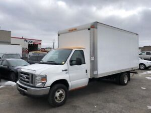 2013 Ford Econoline Commercial Cutaway E-450 Super Duty 16FT !READY FOR WORK!
