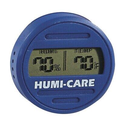 Humi-Care Rectangular Hygrometer and Thermometer