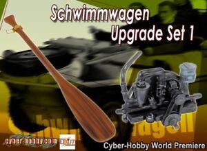 Dragon-1-6-Scale-12-034-WWII-German-Schwimmwagen-Upgrade-Set-1-71357