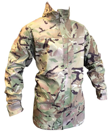 Army Issue Grade 1 Used Various Sizes Mtp Lightweight Goretex Jacket
