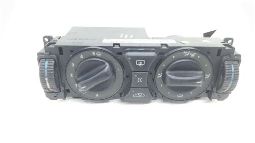 TESTED! MERCEDES-BENZ E-Class W210 Climate Control Panel 2108302085