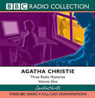 Three Radio Mysteries: v.1: Three BBC Radio 4 Full-cast Dramatisations by Agatha Christie (CD-Audio, 2003)