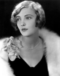 DOROTHY-MACKAILL-8x10-PICTURE-SILENT-FILM-ACTRESS-PHOTO