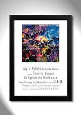 COLDPLAY Mylo Xyloto Album Limited Edition Art Print Mini Poster
