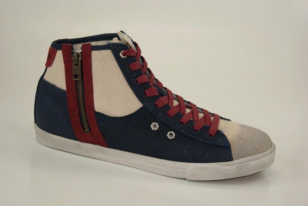 Timberland Earthkeepers Glastenbury Zip Turnschuhe Schnürschuhe Damen Schuhe 8666A  | Spaß