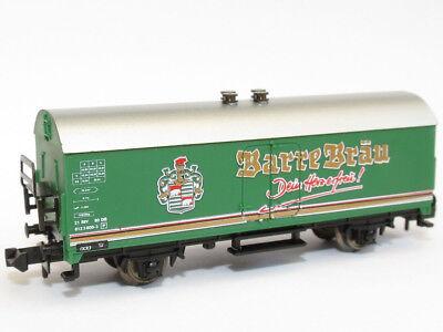 Güterwagen Kühlwagen Bierwagen Db Barre Bräu Spur N Neu Spare No Cost At Any Cost Delicious Sowa-n 1413k