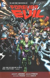 Forever-Evil-Paperback-by-Johns-Geoff-Finch-David-ILT-Friend-Richard