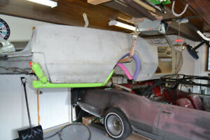 1967 Oldamobile 442 convertable project