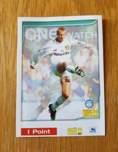 MERLIN PREMIER LEAGUE 99-choisissez dans la liste #187 à #386 Everton à Newcastle