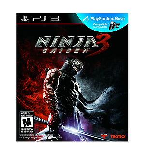 Ninja Gaiden 3 Sony Playstation 3 2012 For Sale Online Ebay