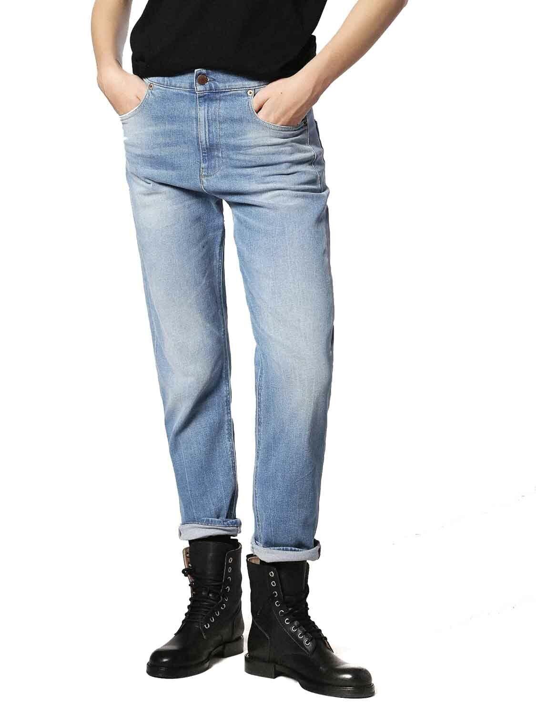 Diesel Khaly 084KV Jeans Pantaloni women Boyfriend Tgl W29 L30