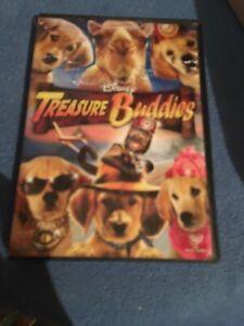 Dvd-Treasure-Buddies