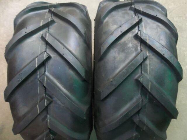 TWO 23//10.50x12 23//10.50-12 Fits JOHN DEERE R1 Lawnmower Lug Gravely Climb Tire