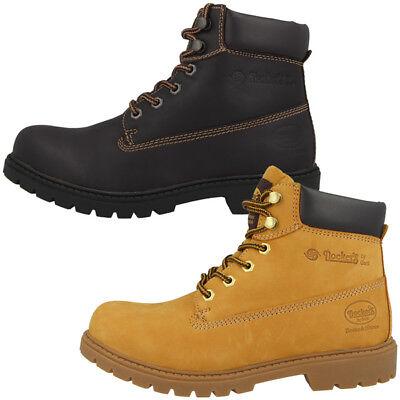 Dockers by Gerli 28PE020 Schuhe Freizeit Sneaker Halbschuhe black 28PE020-201150