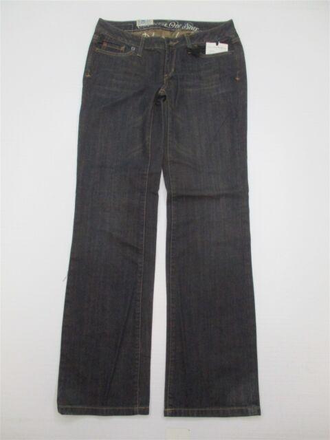 df0feccab990 new CONVERSE ONE STAR Jeans Womens Size 28 Delancey Dark Wash Straight Leg  W3804