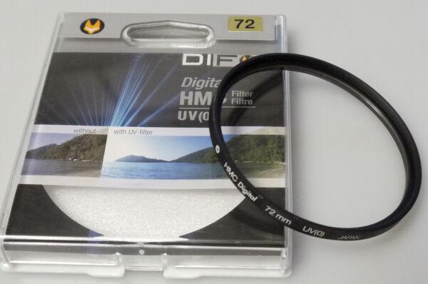 (prl) Difox Digital Hmc Uv 0 72 Mm Filtro Foto Photo Filter Filtre Filtar Filtru Les Clients D'Abord