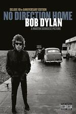 BOB DYLAN/SCORSESE,MARTIN-NO DIRECTION HOME: 10TH ANNIVERSARY EDITION 2 DVD NEU