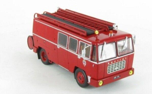 1 43 IXO Berliet GAK 70 pompier pompiers 34