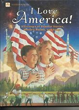 I LOVE AMERICA / A GOLDEN BOOK / A TREASURY OF STORIES, HISTORY, POEMS, SONGS