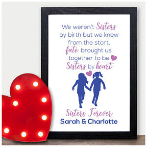 PERSONALISED-Birthday-Gifts-for-Best-Friends-Friendship-Gifts-Sisters-By-Heart
