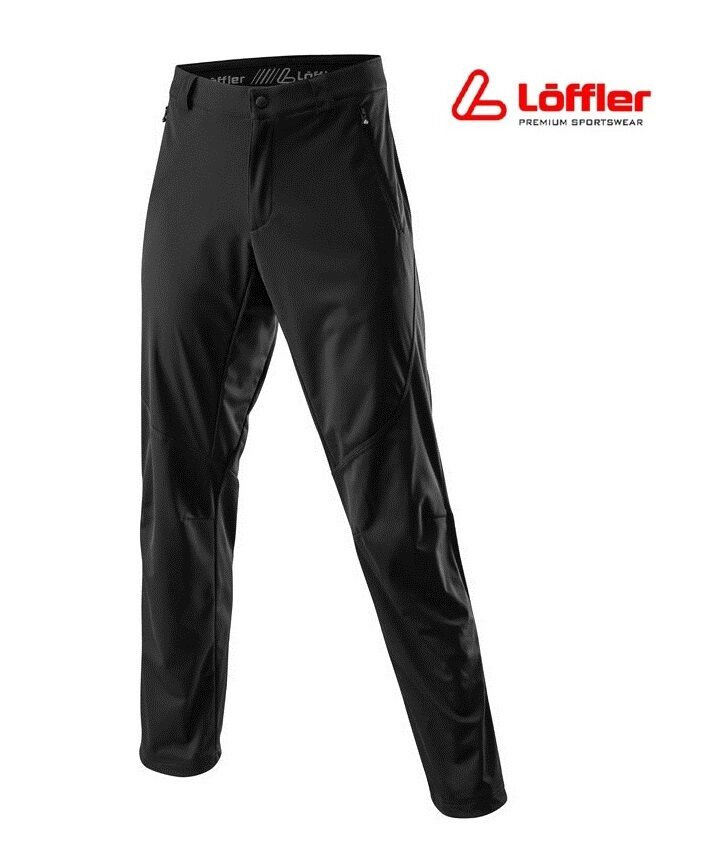 Löffler Bike Pantaloni Lang Gore Wind Stopper Softshell 18315 PREZZO specialeeE