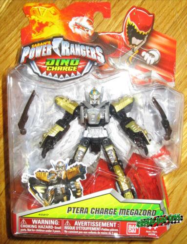 "POWER RANGERS DINO PTERA CHARGE MEGAZORD 5/""  figure 42217"