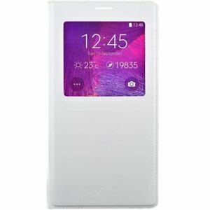 Coque étui avec rabat pour Samsung GALAXY Note 4 - DESTOCKAGE -