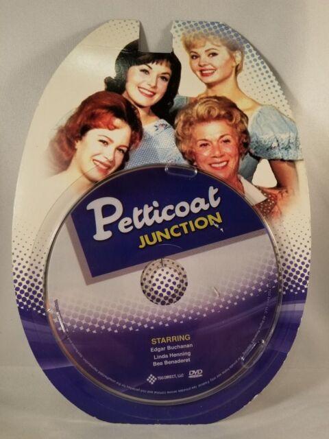 Petticoat Junction 5 Episodes 1960s TV Television DVD B Benaderet