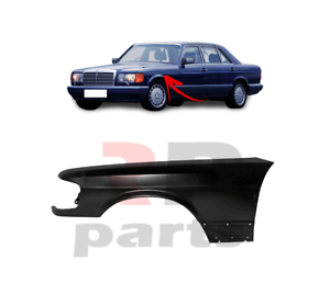 FOR-MB-S-W126-1980-1991-FRONT-WING-FENDER-FOR-PAINTING-LEFT-N-S