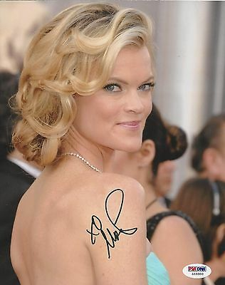 Psa/dna # Z53300 To Adopt Advanced Technology Autographs-original Missi Pyle Signed 8x10 Photo Entertainment Memorabilia
