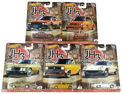 Hot Wheels Premium 2020 Car Culture Japan Historics 3 ...