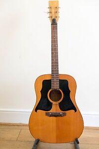guitare acoustique kay