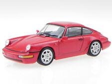 Atlas Norev 1:43 Porsche 911 996 Carrera 2 Cabriolet 1989
