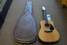 RARE Alvarez Kazuo Yairi Vintage 9 String Acoustic Guitar DY58 1980 Japan w/OHSC