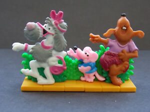 Jouet kinder Puzzle 3D Street Life in Mainhattan 701262 Allemagne 1996 +BPZ H7JjSpLh-08025128-533054089